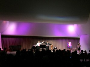 From Russia with Love Concert - Kenichi Mizushima & Jonathan Ong April 2014