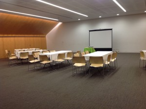 Guinness Hall - Classroom Style